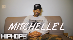 Mitchelle'l Talks Hustle Gang mixtape, Working with T.I., being sign to Grand Hustle & more (Video)
