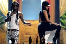 Nicki Minaj Gives Lil Wayne A Lap Dance During Her Billboard Music Awards Performance (Video)