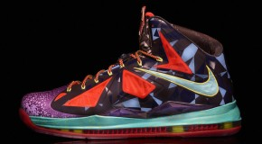Nike Lebron X (MVP) (Images)
