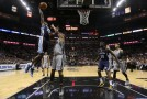 Memphis Grizzlies Guard Quincy Pondexter Reigns Down on San Antonio Forward Boris Diaw (Video)