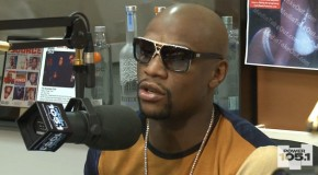 The Breakfast Club Interviews Fabolous & Floyd Mayweather Jr. (Video)