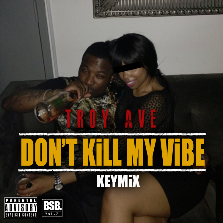 Troy Ave - Bitch Don't Kill My Vibe (Keymix)