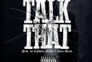 Young Jeezy &#8211; Talk That (Prod. By Childish Major &#038; Kino Beats) (Artwork)