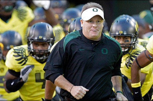 Philadelphia Eagles Head Coach Chip Kelly in Hot Water with Oregon?