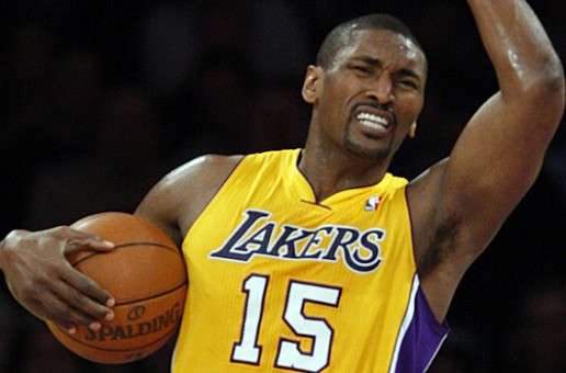 The Los Angeles Lakers Amnesty Metta World Peace