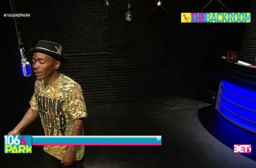 Dizzy Wright – The Backroom Freestyle (Video)