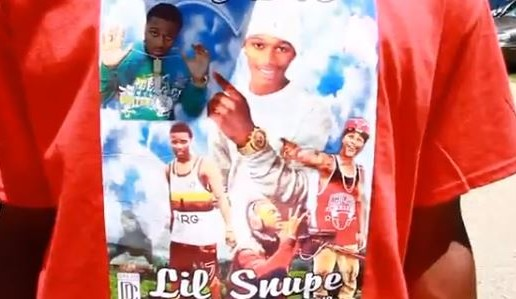 Lil Snupe Buried In Hometown (Video)