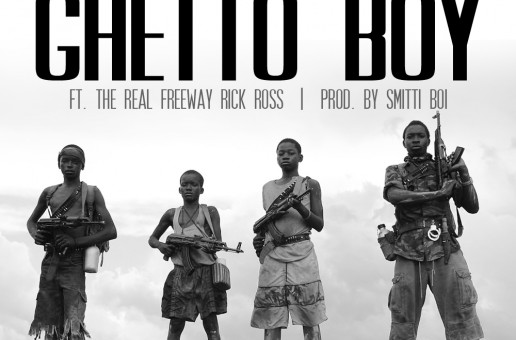 Tone Trump – Ghetto Boy Ft. The Real Freeway Rick Ross (Prod by Smitti Boi)