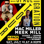 Win Tickets To See Mac Miller & Meek Mill Live In Philly July 13th