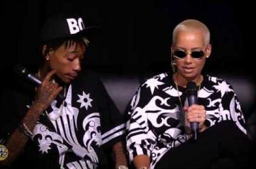 Wiz Khalifa & Amber Rose Address Twerking, Miley Cyrus & Their Wedding (Video)