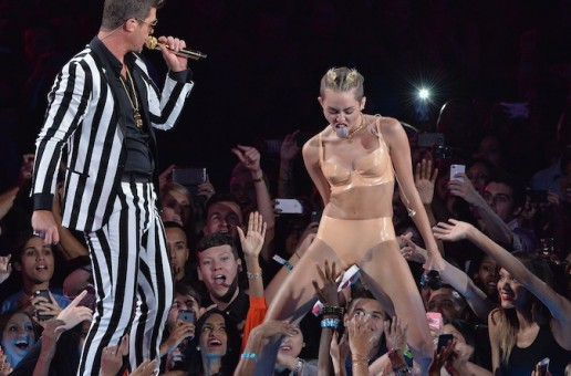 Miley Cyrus, Robin Thicke, Kendrick Lamar & 2 Chainz – Live At 2013 MTV VMAs (Video)