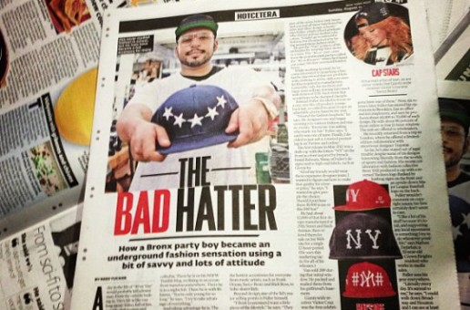 40 Oz Van Makes It Into The NY Post