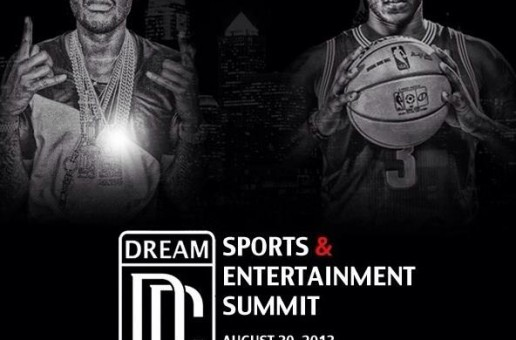 Meek Mill x Dion Waiters – DreamChasers Summit 500 Ticket Giveaway (Details Inside)