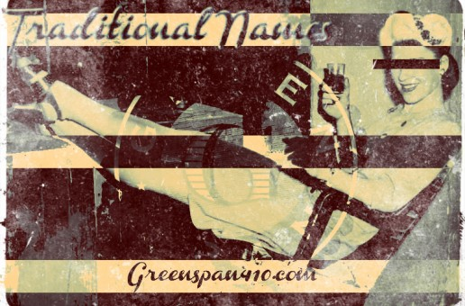 Greenspan – Traditional Names (Prod. by Carvo Music)