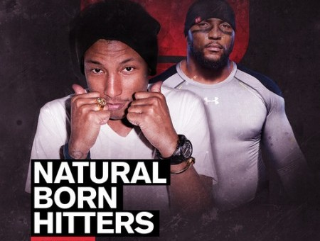 Under Armour Presents: Natural Born Hitters (Mixtape) (Hosted by. Ray Lewis & Pharrell)