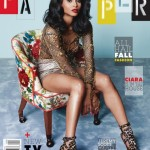 Ciara Graces The Cover Of Paper Magazine (Photo)