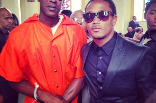 C Murder Released From Jail To Attend His Grandmother's Funeral (Photo)