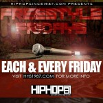 Enter (8-9-13) HHS1987 Freestyle Friday (Beat Prod.by Jahlil Beats) SUBMISSIONS END (8-8-13) AT 6PM EST