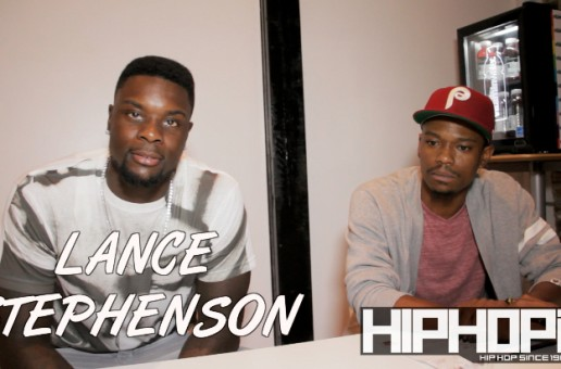 Lance Stephenson Talks And1 Tournament in Philly, NBA, Lebron, K. Michelle & more (Video)