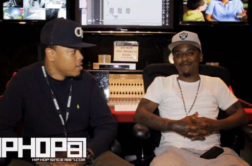Taylor J Talks Shaheem Reid Hosted Mixtape, Gucci Mane, New Project & Freestyle (Video)
