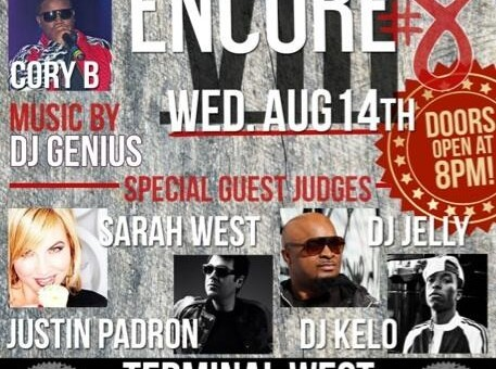Encore Music Group Presents: Encore 8 At Terminal West (8-14-13) (Atlanta)
