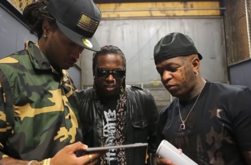 Birdman's Rich Gang Album Release Event In NYC (Video)