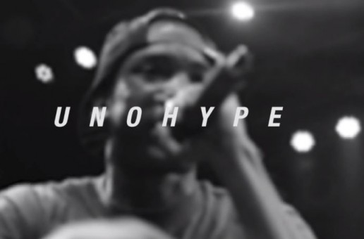 Uno Hype Live At Logic's Welcome To Forever Tour In MD (Video)