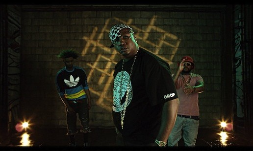 E-40 – All My Niggas Ft Danny Brown & Schoolboy Q (Video) (Shot by Ben Griffin)