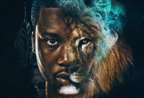 Meek Mill – Dreamchasers 3 (Mixtape Cover)