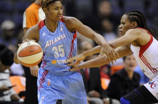 Angel McCoughtry & The Atlanta Dream Beat The Washington Mystics To Force A Game 3