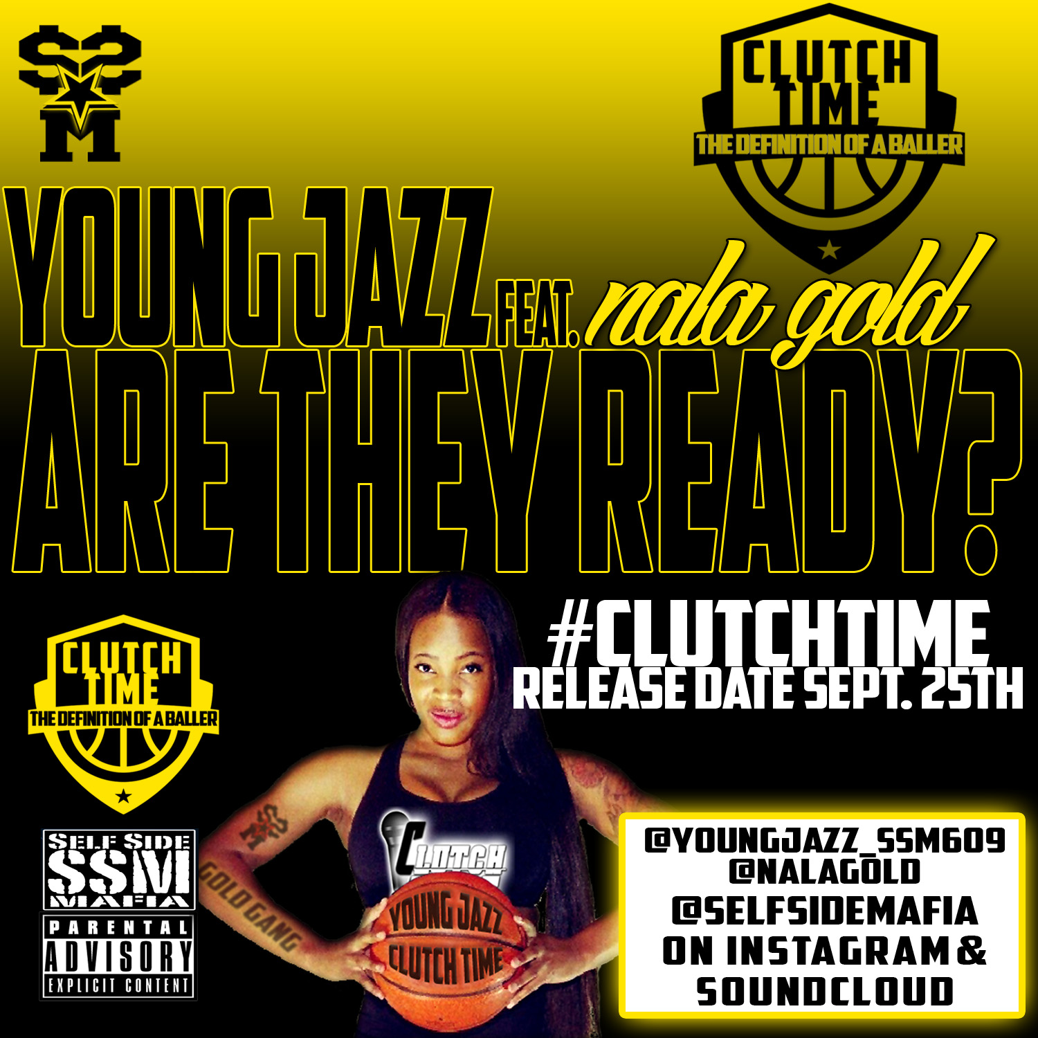ARETHEYREADY Young Jazz   Are They Ready? Ft. Nala Gold
