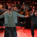 Kanye West & Charlie Wilson – Bound 2 Live w/ The Roots On Jimmy Fallon (Video)