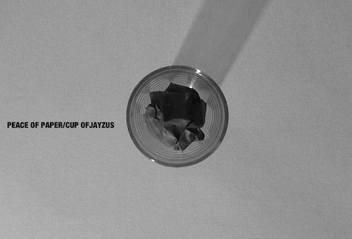 Lupe Fiasco – Peace Of Paper Cup Of Jayzus