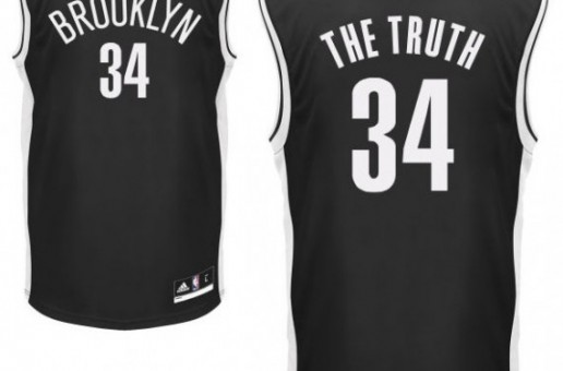 NBA New Look: We May See Nicknames On NBA Jerseys This Season (Photos)