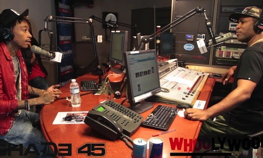 Wiz Khalifa Talks Marrying Amber Rose, His Son, Black Hollywood & More W/ DJ Whoo Kid (Video)