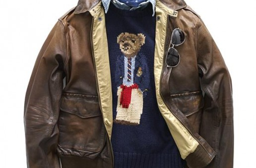 Ralph Lauren Resurrects It's Vintage Polo Bear Sweater