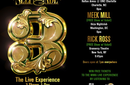 MMG Presents – Self Made 3: The Live Experience (3 Shows, 1 Day) (Sept.17th Live Stream)