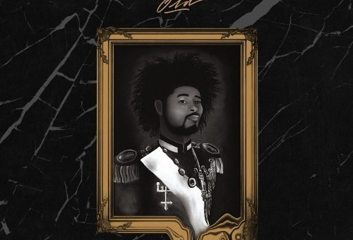 Danny Brown – Old (Album Cover)