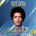 Bruno Mars Set To Perform At Halftime Of Super Bowl XLVIII (Video)
