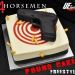 Four Horsemen – Pound Cake Freestyle