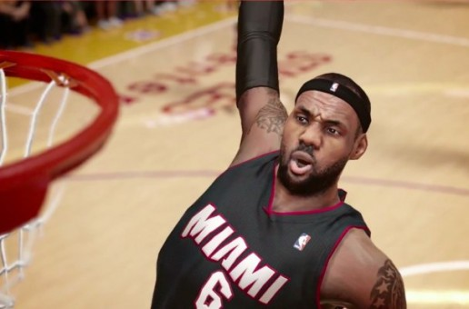 King Of NBA2k14: Lebron Rated A 99 on NBA2k14