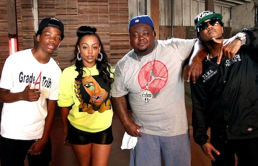 Asia Sparks, Bad Lucc, Astro & Problem – 2013 BET Hip Hop Awards Cypher (Video)