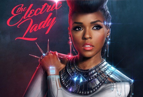 Janelle Monae – Electric Lady (Remix) Ft Solange, Big Boi & Cee-Lo Green