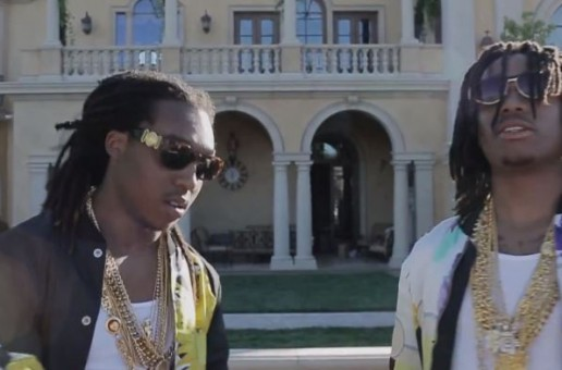Migos – Versace (BTS) (Video)