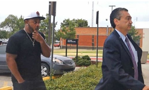 Mack Maine Surrenders To Police In Oklahoma County (Video)