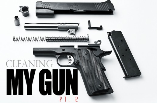 Newz Huddle – Cleaning My Gun Pt. 2