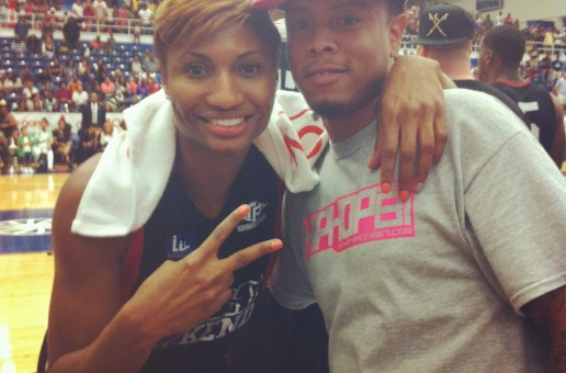 Angel McCoughtry – What U Left (WNBA All-Star & Olympic Gold Medalist)