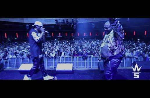 Rick Ross Brings Out 2 Chainz To Perform Feds Watching In London (Video)