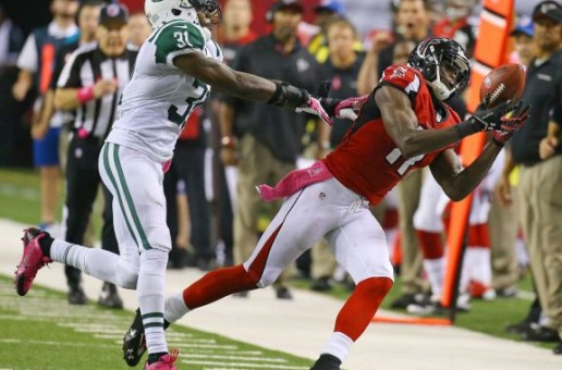 Atlanta Falcons Pro Bowl WR Julio Jones Set To Have Season Ending Surgery