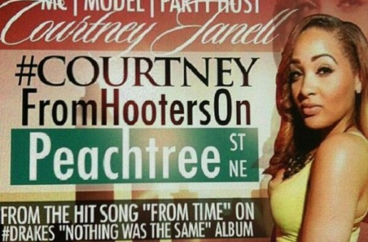 Meet Drake's Courtney From Hooters On Peachtree (Photo)